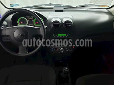 Foto venta Auto usado Chevrolet Aveo LS Aa radio (Nuevo) (2017) color Gris precio $125,000