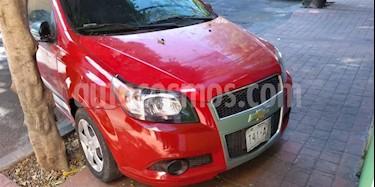 Foto venta Auto Seminuevo Chevrolet Aveo LS Aa radio (Nuevo) (2015) color Rojo precio $92,000