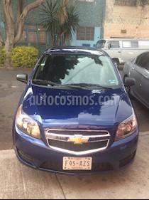 Foto Chevrolet Aveo LS Aa radio (Nuevo) usado (2017) color Azul precio $143,000