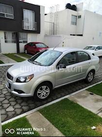 Chevrolet Aveo LS Aa radio (Nuevo) usado (2013) color Plata precio $81,000