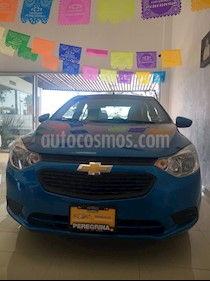Foto venta Auto Seminuevo Chevrolet Aveo LS Aa radio (Nuevo) (2018) color Azul