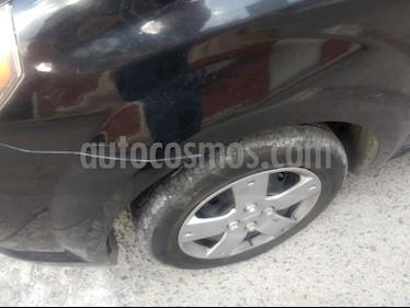 Chevrolet Aveo LS Aa radio (Nuevo) usado (2014) color Negro Grafito precio $70,000