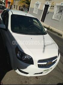 Chevrolet Aveo LS Aa Radio Aut (Nuevo) usado (2017) color Blanco precio $129,000