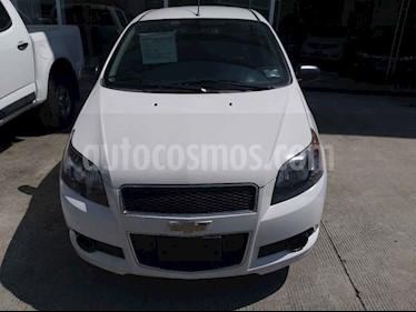 Foto venta Auto usado Chevrolet Aveo LS Aa Radio Aut (Nuevo) (2016) color Blanco precio $110,000