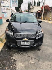 Foto venta Auto usado Chevrolet Aveo LS Aa Radio Aut (Nuevo) (2014) color Negro Grafito precio $105,000