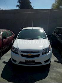 Foto venta Auto usado Chevrolet Aveo LS Aa Radio Aut (Nuevo) (2017) color Blanco precio $145,000