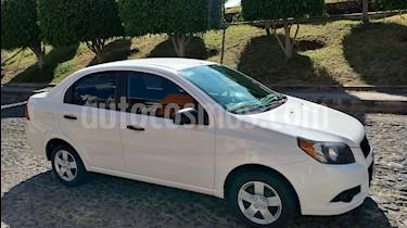 Foto venta Auto Seminuevo Chevrolet Aveo LS Aa Radio Aut (Nuevo) (2013) color Blanco precio $99,000