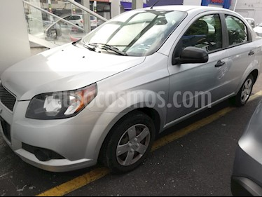Foto Chevrolet Aveo LS Aa Radio Aut (Nuevo) usado (2013) color Plata Brillante precio $98,000