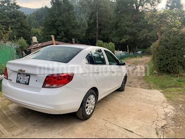 Chevrolet Aveo LS Aa Radio y Bolsas de Aire (Nuevo) usado (2018) color Blanco precio $148,000