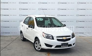 Foto venta Auto usado Chevrolet Aveo LS Aa Radio y Bolsas de Aire (Nuevo) (2017) color Blanco precio $150,000