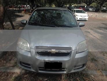 Chevrolet Aveo LS Aa Radio y Bolsas de Aire (Nuevo) usado (2011) color Plata precio $80,000
