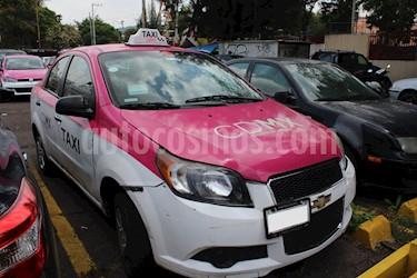 Foto Chevrolet Aveo LS Aa Radio y Bolsas de Aire (Nuevo) usado (2015) color Blanco precio $120,000