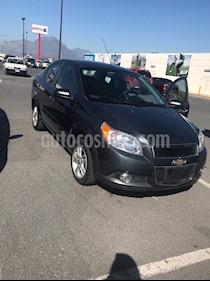 Foto venta Auto usado Chevrolet Aveo LS Aa Radio y Bolsas de Aire (Nuevo) (2015) color Gris precio $105,000