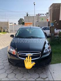 Chevrolet Aveo LS Aa Radio y Bolsas de Aire (Nuevo) usado (2018) color Negro precio $155,000