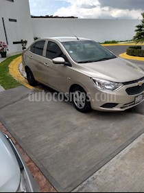 Chevrolet Aveo LS Aa Radio y Bolsas de Aire Aut (Nuevo) usado (2018) color Bronce precio $159,000
