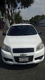 Chevrolet Aveo LS Aa Radio y Bolsas de Aire Aut (Nuevo) usado (2012) color Blanco precio $77,000