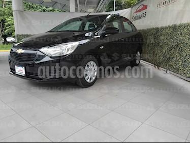 Foto Chevrolet Aveo LS Aa Radio y Bolsas de Aire Aut (Nuevo) usado (2020) color Negro Grafito precio $205,000