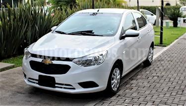 Chevrolet Aveo LS Aa Radio y Bolsas de Aire Aut (Nuevo) usado (2018) color Blanco precio $180,000