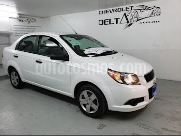 Foto venta Auto usado Chevrolet Aveo LS Aa Radio y Bolsas de Aire Aut (Nuevo) (2017) color Blanco precio $138,000