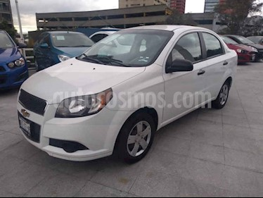 Foto venta Auto usado Chevrolet Aveo LS Aa (2013) color Blanco precio $95,000