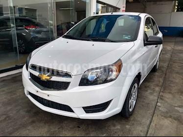Foto Chevrolet Aveo LS Aa usado (2018) color Blanco precio $149,900