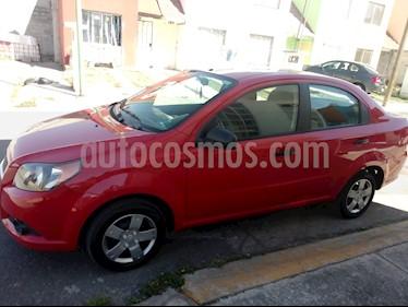 Chevrolet Aveo LS Aa usado (2015) color Rojo precio $105,000