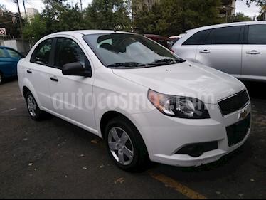 Foto Chevrolet Aveo LS Aa usado (2017) color Blanco precio $117,800