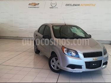 Foto venta Auto usado Chevrolet Aveo LS Aa (2016) color Plata Brillante precio $120,000