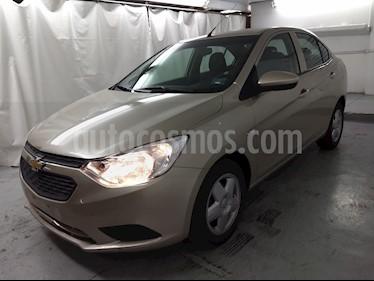foto Chevrolet Aveo LS Aa usado (2018) color Bronce precio $154,900