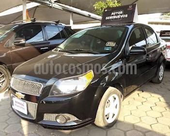Foto venta Auto usado Chevrolet Aveo LS Aa (2016) color Negro Grafito precio $138,000