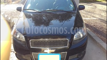 Foto Chevrolet Aveo LS Aa usado (2013) color Negro Grafito precio $85,000