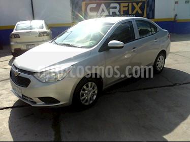 Foto venta Auto usado Chevrolet Aveo LS Aa (2018) color Plata precio $152,000