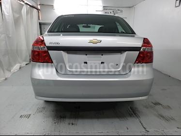 Foto venta Auto usado Chevrolet Aveo LS Aut (Nuevo) (2017) color Plata Brillante precio $145,000
