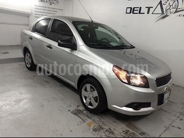 Foto Chevrolet Aveo LS Aut (Nuevo) usado (2015) color Blanco precio $110,000