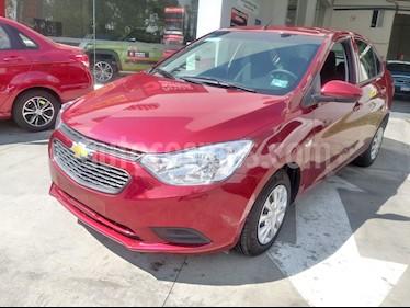 foto Chevrolet Aveo LS Aut (Nuevo) usado (2018) color Rojo Victoria precio $170,000