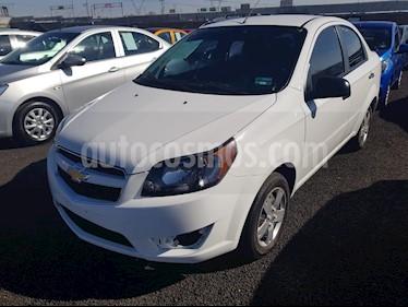 Foto venta Auto usado Chevrolet Aveo LS Aut (2018) color Blanco precio $150,000