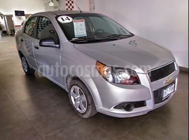 Foto venta Auto Seminuevo Chevrolet Aveo LS Aut (2013) color Plata Brillante precio $99,000