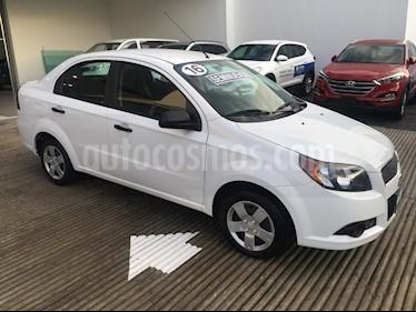 Foto venta Auto Seminuevo Chevrolet Aveo LS Aut (2016) color Blanco precio $139,000