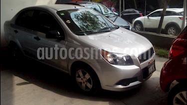 Foto venta Auto usado Chevrolet Aveo LS Aut (2016) color Plata Brillante precio $144,000