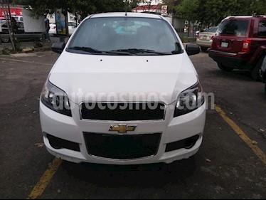 Foto venta Auto usado Chevrolet Aveo LS Aut (2017) color Blanco precio $122,800
