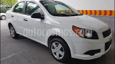 Foto venta Auto Seminuevo Chevrolet Aveo LS Aut (2016) color Blanco precio $95,000