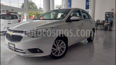 Foto venta Auto usado Chevrolet Aveo LS Aut (2019) color Blanco precio $179,900