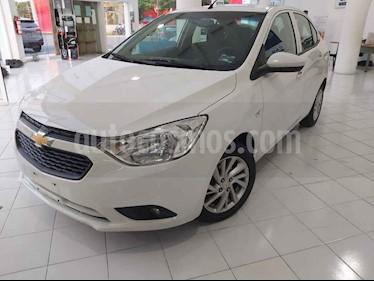 Foto Chevrolet Aveo LS Aut usado (2019) color Blanco precio $174,900