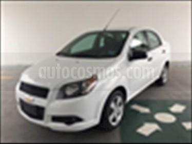 Foto venta Auto usado Chevrolet Aveo LS L4/1.6 MAN (2016) color Blanco precio $135,000