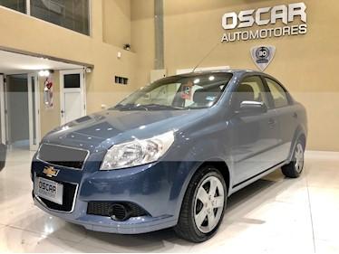 Foto venta Auto usado Chevrolet Aveo LS (2012) color Azul Marino precio $239.000