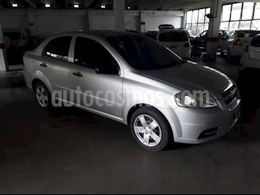Foto venta Auto usado Chevrolet Aveo LS (2011) color Gris Claro precio $185.000