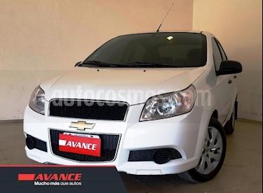 Foto venta Auto usado Chevrolet Aveo LS (2013) color Blanco precio $202.000