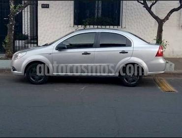 Foto venta Auto Usado Chevrolet Aveo LS (2014) color Gris