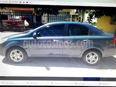 Foto venta Auto usado Chevrolet Aveo LS (2012) color Azul precio $199.000