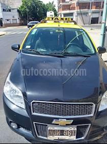 Foto venta Auto usado Chevrolet Aveo LS (2013) color Negro Metalizado precio $250.000